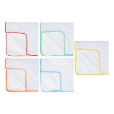 Bộ 5 khăn lót chống thấm lớn Nanio A0167