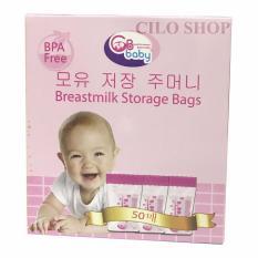 Vì sao mua Bộ 50 túi đựng sữa GB Baby 250ml