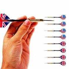 Bộ 8 mũi tên phi tiêu (4 lá cờ Anh, 4 lá cờ Mỹ)