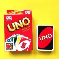 Bộ Bài Uno giấy Cứng Loại Tốt Nhất