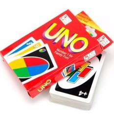 Bộ Bài UNO – Uno Loại Tốt Giấy Cứng – Chirita