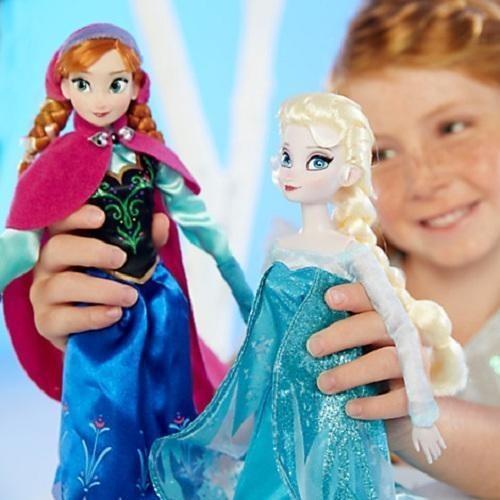 Bộ búp bê Elsa và Anna giá rẻ
