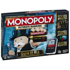 Bộ cờ tỷ phú Monopoly Ultimate Banking