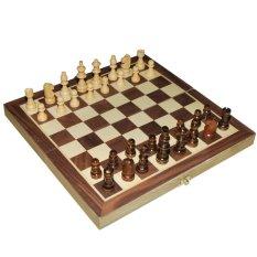 Bộ cờ vua nam châm bằng gỗ 40 x 40
