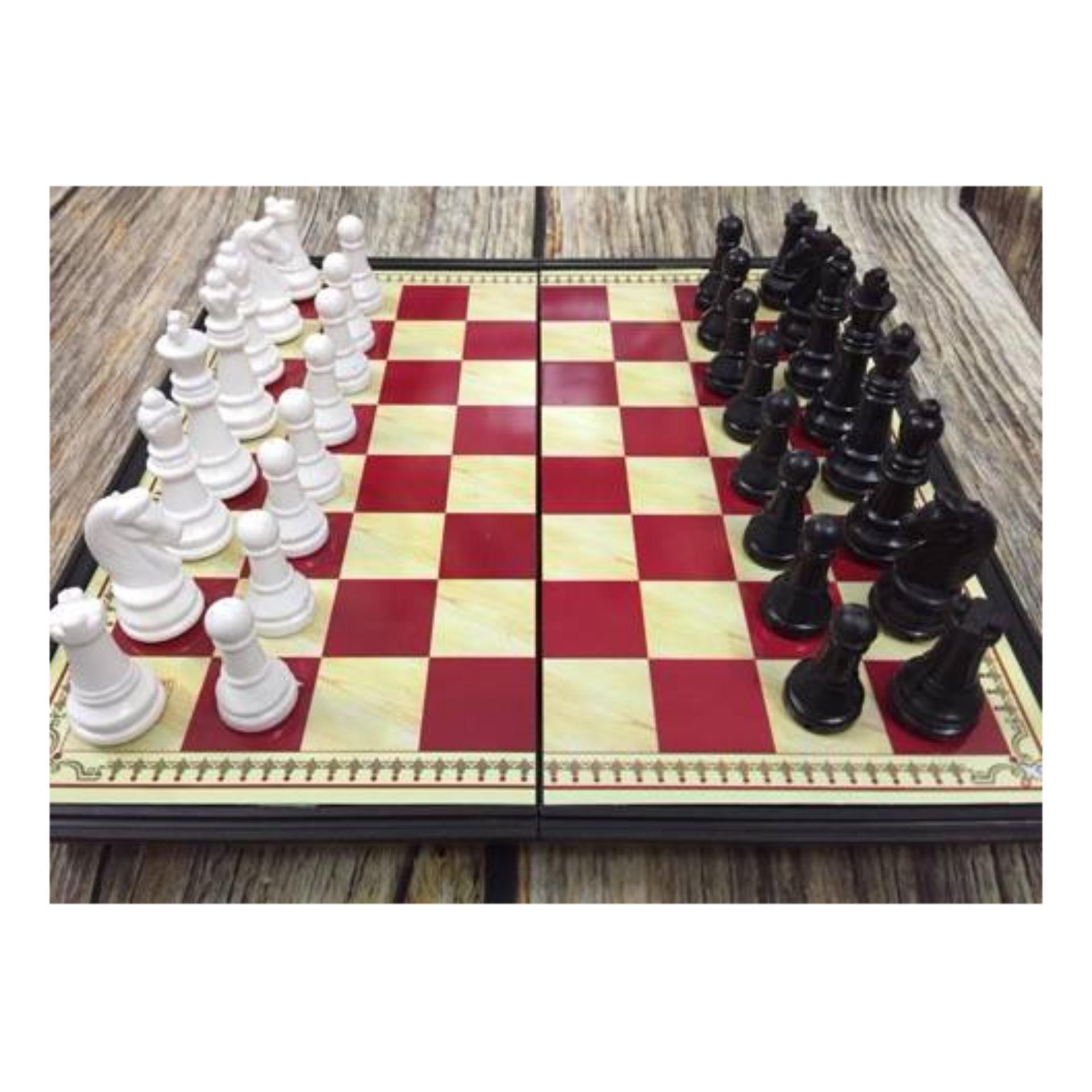 Bộ cờ vua nam châm kích thước 35*35 cm