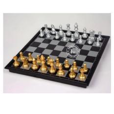 bộ cờ vua quốc tế 25x25x2cm Thanh Khang 016000066 (quân cờ vàng bạc)