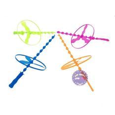 Bộ đồ chơi 4 cây chong chóng rút 3 cánh bằng nhựa – ĐỒ CHƠI CHỢ LỚN