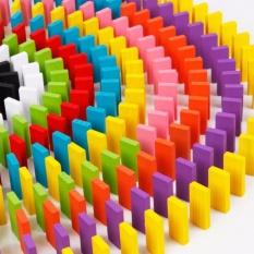 Bộ đồ chơi 400 quân Domino bằng gỗ