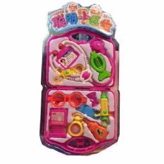 Bộ đồ chơi bác sĩ Kid's Shop (Hồng)