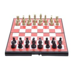 Bộ đồ chơi bàn cờ vua mini phát triển trí tuệ cho bé