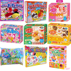 Bộ đồ chơi bằng kẹo dẻo Kracie Popin Cookin