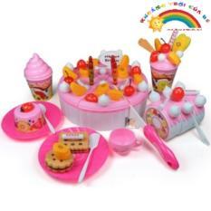Bộ đồ chơi cắt bánh sinh nhật KTB232