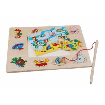 Bộ đồ chơi câu cá kèm ghép hình bằng gỗ - 8823433 , VE835TBAA8BKA5VNAMZ-16050532 , 224_VE835TBAA8BKA5VNAMZ-16050532 , 100000 , Bo-do-choi-cau-ca-kem-ghep-hinh-bang-go-224_VE835TBAA8BKA5VNAMZ-16050532 , lazada.vn , Bộ đồ chơi câu cá kèm ghép hình bằng gỗ