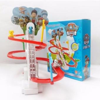 Bộ đồ chơi đường đua Robocar Poli cao cấp TTS Store