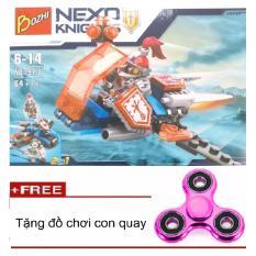Bộ đồ chơi gép hình(Bozhi.No.157-2)Tặng kèm đồ chơi con quay