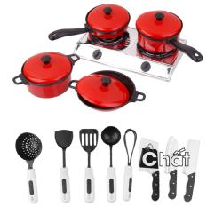 Bộ Đồ Chơi Làm Bếp 13 Món LT41668