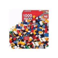 Bộ đồ chơi lắp ráp 1000 chi tiết