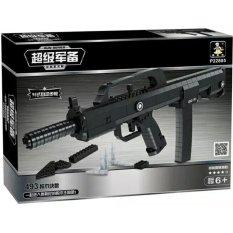 Bộ đồ chơi lắp ráp súng trường P22805