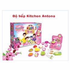 Bộ nấu ăn – Kitchen Antona -Tết Việt 69 chi tiết (Hồng)