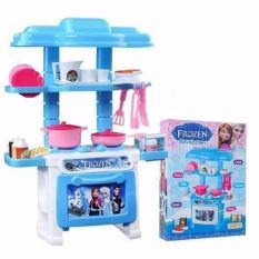 Giá KM Bộ đồ chơi nấu ăn trẻ em giá rẻ 365 phát triển trí tuệ cho bé (Màu ngẫu nhiên)