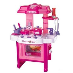 Bộ đồ chơi nhà bếp Lagi BV3388 (Hồng)