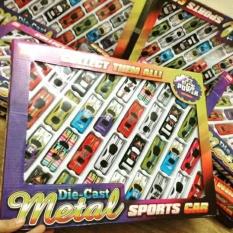 Bộ đồ chơi ô tô thể thao 32 món