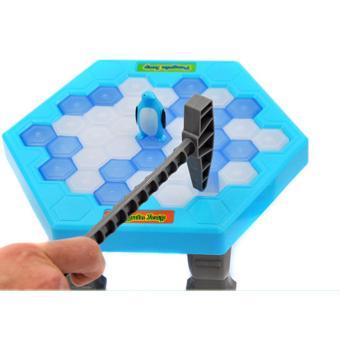 Bộ đồ chơi phá băng bẫy chim cánh cụt - Penguin Trap - 8704350 , QU662TBAA411WRVNAMZ-7255756 , 224_QU662TBAA411WRVNAMZ-7255756 , 190000 , Bo-do-choi-pha-bang-bay-chim-canh-cut-Penguin-Trap-224_QU662TBAA411WRVNAMZ-7255756 , lazada.vn , Bộ đồ chơi phá băng bẫy chim cánh cụt - Penguin Trap
