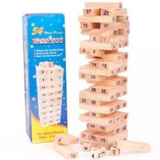 bộ đồ chơi rút gỗ thông minh cao cấp – 118