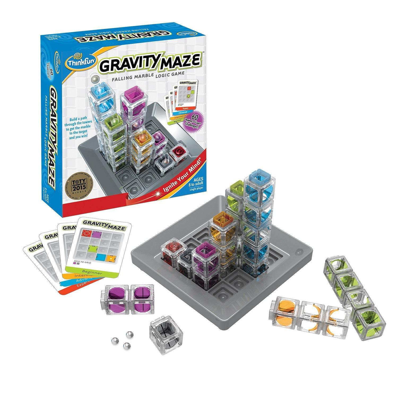 Bộ đồ chơi Think Fun mê cung trọng lực – 1006-WLD
