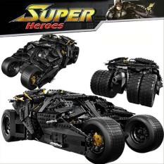Bộ lắp ráp siêu xe Tumbler của Batman