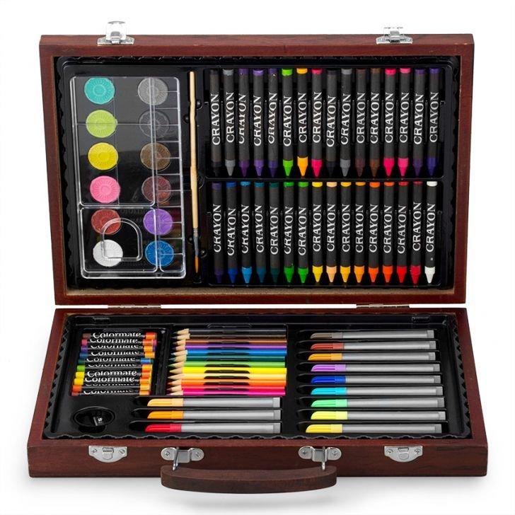 Bộ màu vẽ đa năng Colormate MS-82W