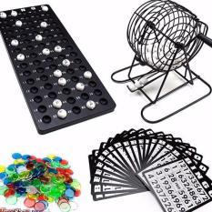 Bộ Trò Chơi Bingo Loto Lô Tô Vui Nhộn Dịp Lễ Tết