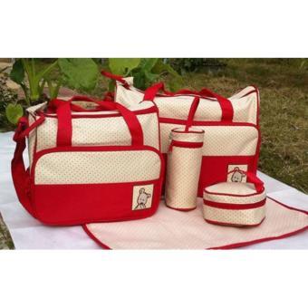 Bộ túi đựng đồ cho mẹ và bé 5 chi tiết - 8346696 , NO007TBAA30ERZVNAMZ-5231502 , 224_NO007TBAA30ERZVNAMZ-5231502 , 400000 , Bo-tui-dung-do-cho-me-va-be-5-chi-tiet-224_NO007TBAA30ERZVNAMZ-5231502 , lazada.vn , Bộ túi đựng đồ cho mẹ và bé 5 chi tiết