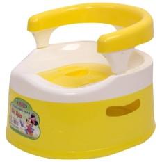 Bô vệ sinh cho bé có tựa lưng