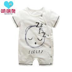 Body đùi First Movement size cho bé 3-18 tháng Sleepy