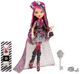 Búp bê Ever After High Spring Unsprung Briar Beauty Doll CDM52(tím)