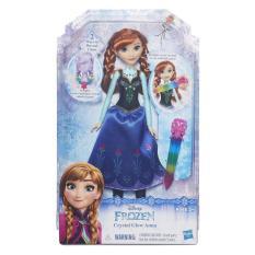 Búp bê Nữ Hoàng Băng Giá Phát Sáng Disney Frozen Crystal Glow Anna (Mỹ)