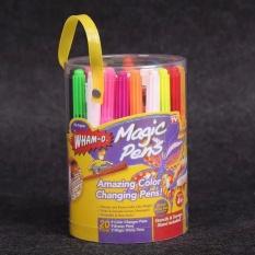 Bút màu thần kỳ đổi màu và xóa được