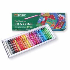 Bảng Báo Giá Bút sáp 24 màu Mango Crayons
