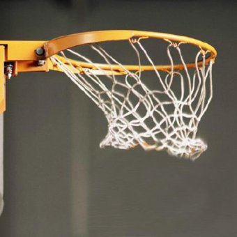Champion Sports 4mm Nylon Basketball Rim Mesh Net 12 Loops Non-whip - intl