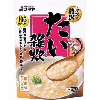 Cháo ăn liền Shimaya Nhật vị cá hồng 250g