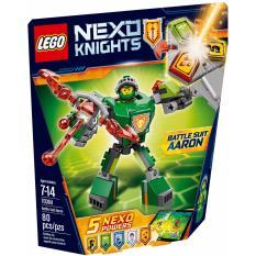 Chiến Giáp Aaron LEGO NEXOKNIGHTS – 70364 (80 chi tiết)