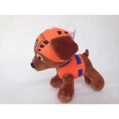 Chú chó cứu hộ cao 12cm – Chó nhồi bông