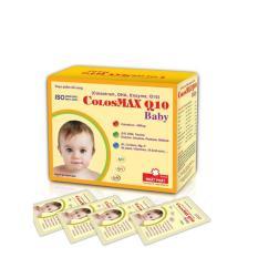 COLOSMAX Q10 BABY, Hộp 20 gói (dưới 1 tuổi)