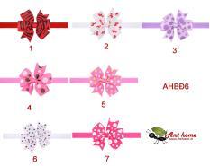 Combo 2 băng đô handmade cho bé gái chất liệu cao cấp AHBĐ6 (số 2 và 3)