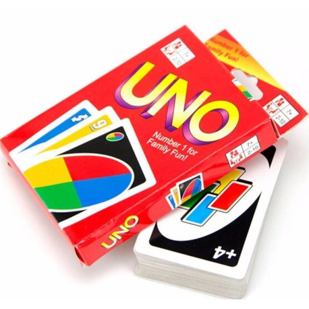 Combo 2 Bộ Bài UNO – Uno Cực Thú Vị – Chirita