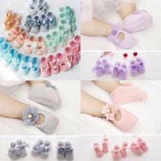 Bảng Giá Combo 3 đôi tất dáng giầy cho trẻ sơ sinh