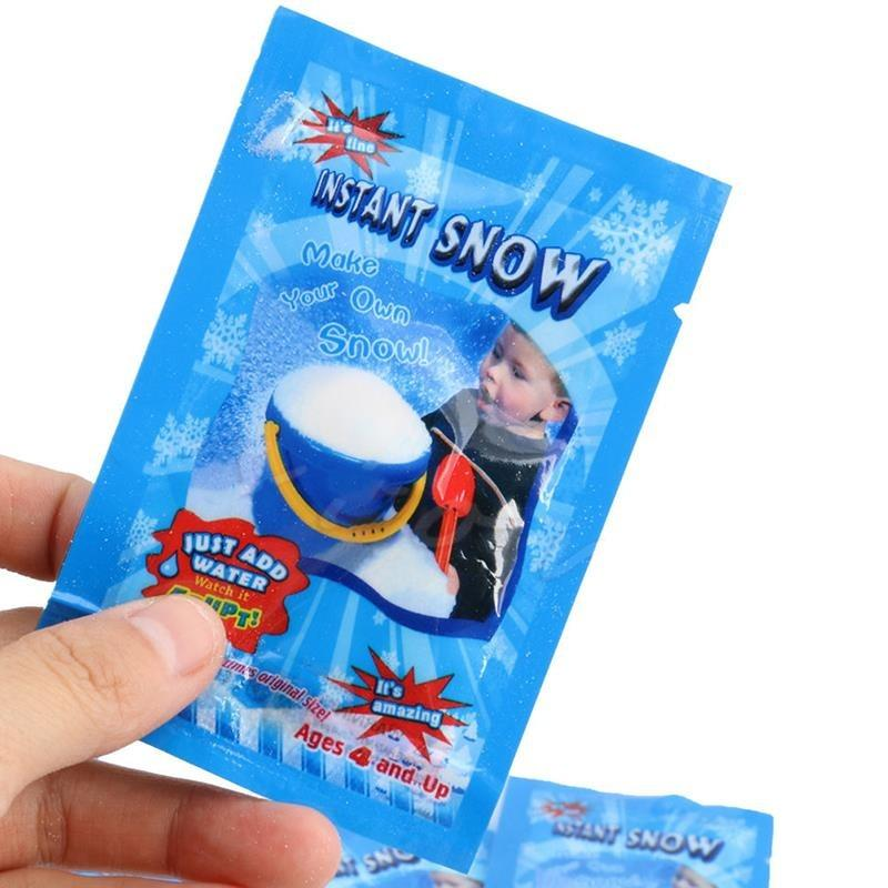 COMBO 5 bịt Tuyết Nhân Tạo loại tốt – Instant Snow