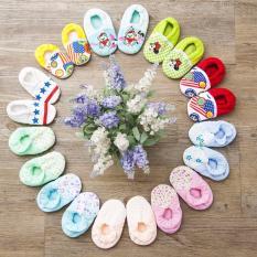 Combo 5 đôi giày vải cho bé mẫu ngẫu nhiên