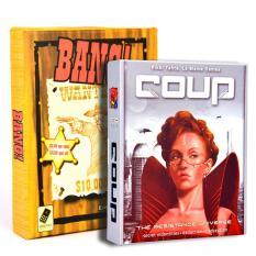 Combo BANG! & Coup